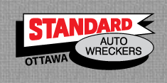 Junk Car Pickup Form for Standard Auto Wreckers Ottawa Ottawa, ON